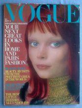 Vogue Magazine - 1970 - September 1st